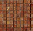 Red Travertine ART