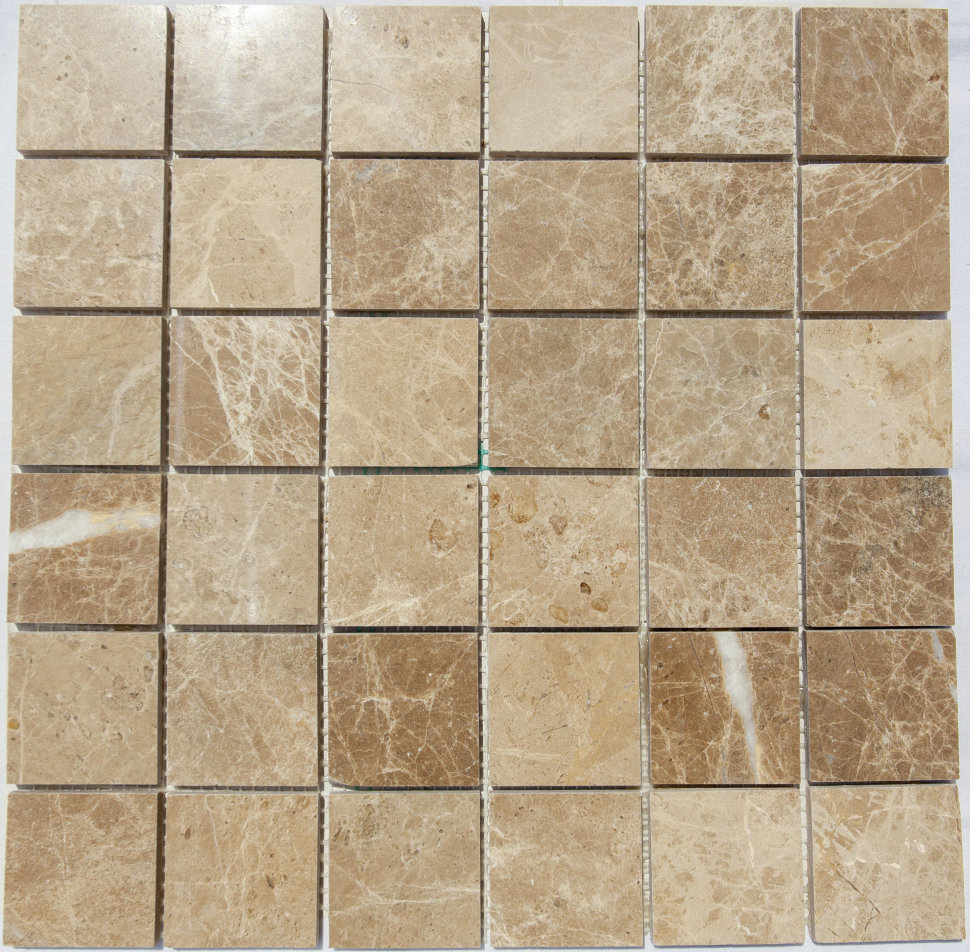 Emperador light 50x50 CHAKMAKS