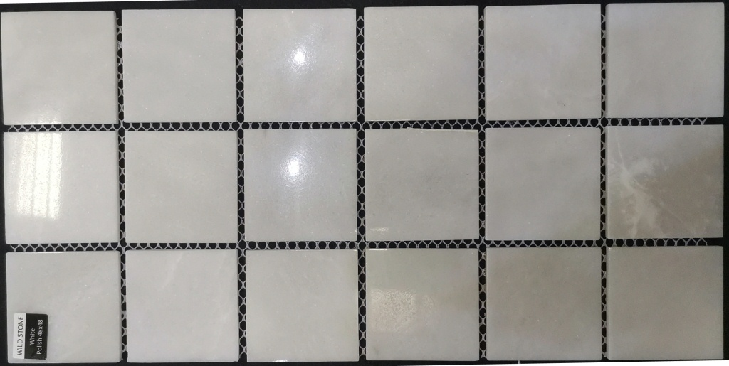 White Polished 48x48 (JMST058)