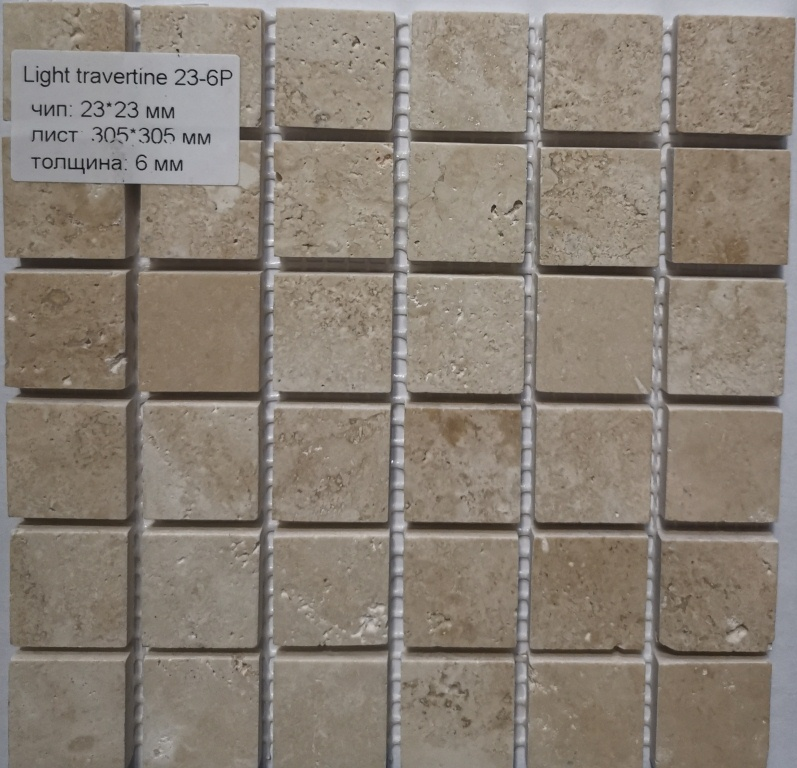 Light Travertine 23-6P